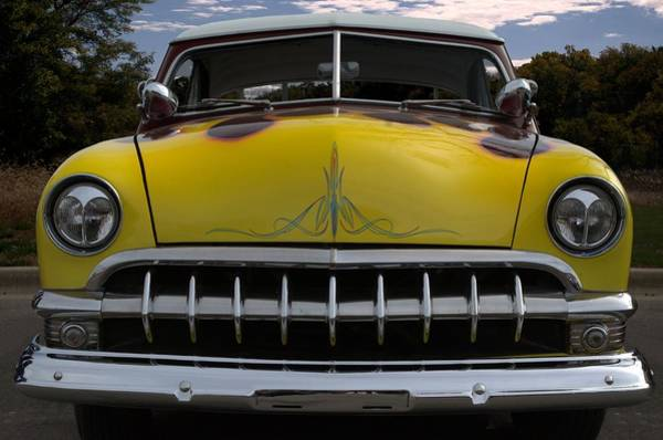 Photograph - 1951 Ford Street Rod by Tim McCullough