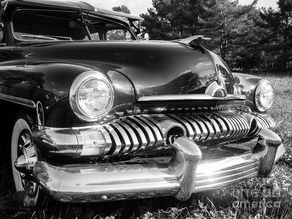 Coupe Photograph - 1951 Mercury Coupe - American Graffiti by Edward Fielding