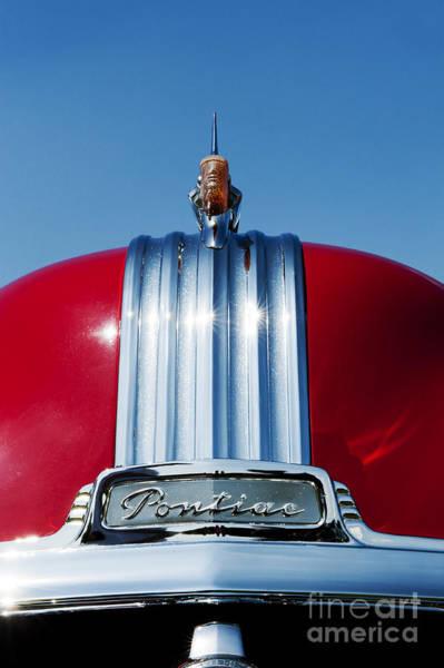 Photograph - 1951 Pontiac Chieftain  by Tim Gainey