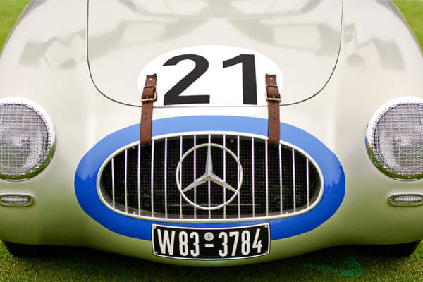 Photograph - 1952 Mercedes-benz W194 Coupe by Jill Reger
