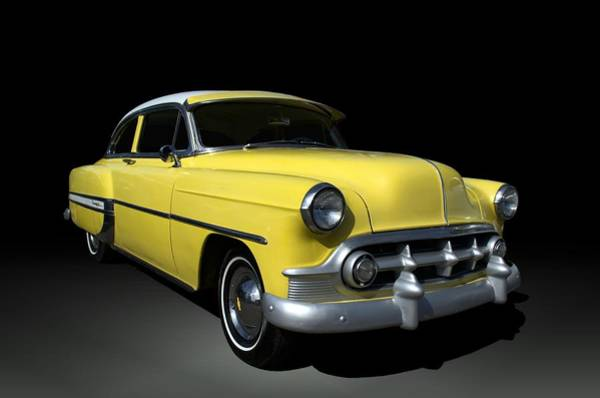 Photograph - 1953 Chevrolet Bel Air by Tim McCullough