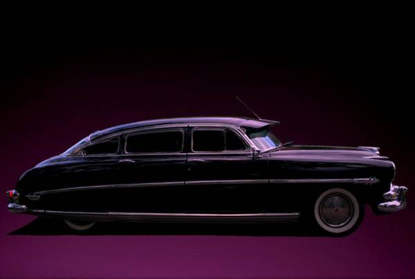 Photograph - 1953 Hudson 4 Door Sedan by Tim McCullough