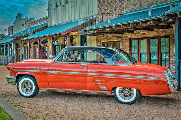 Photograph - 1953 Mercury Monterey Named Maybellene by David Morefield