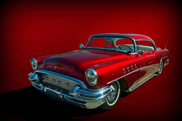 Photograph - 1954 Buick Custom by Tim McCullough