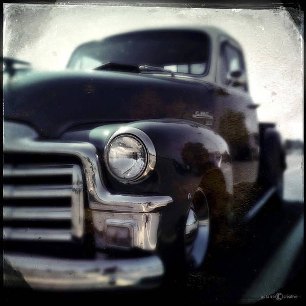 Photograph - 1954 Gmc Pickup by Tim Nyberg