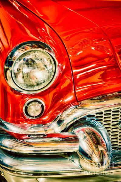 Photograph - 1955 Buick Century by Inge Johnsson