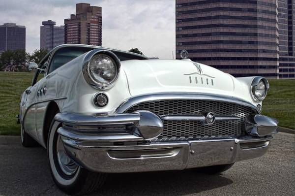 Photograph - 1955 Buick Special by Tim McCullough