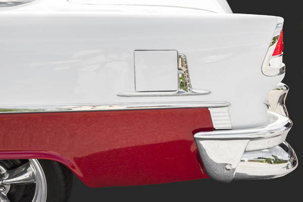 Photograph - 1955 Chevrolet A Beauty by Rich Franco