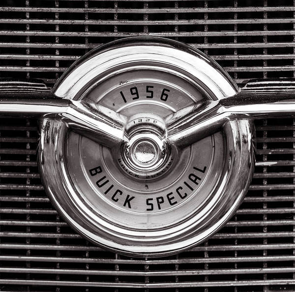 Wall Art - Photograph - 1956 Buick Special by Joshua Ball
