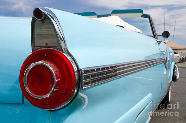 Wall Art - Photograph - 1956 Ford Fairlane Sunliner by Kevin McCarthy