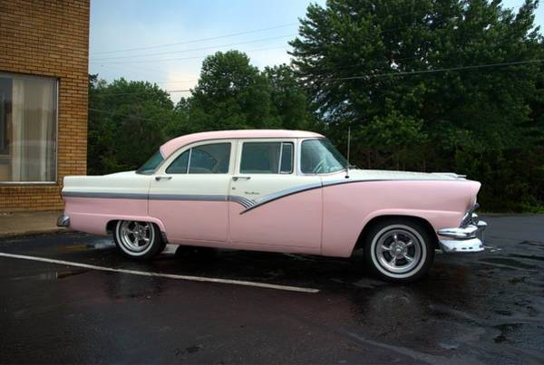 Photograph - 1956 Ford Fairlane Town Estate by Tim McCullough