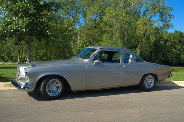 Photograph - 1956 Studebaker Hawk Coupe by Tim McCullough