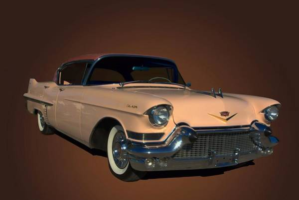 Photograph - 1957 Cadillac Sedan Deville by Tim McCullough