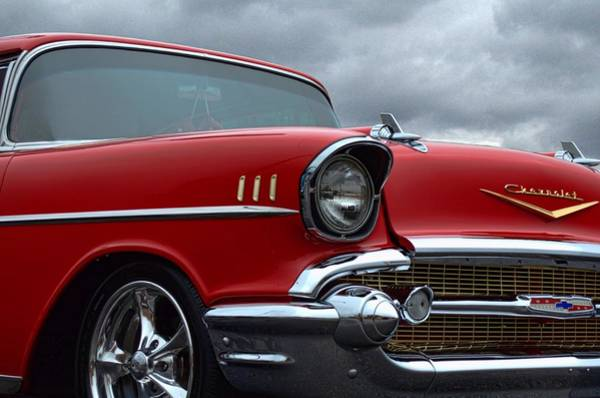 Photograph - 1957 Chevrolet  by Tim McCullough