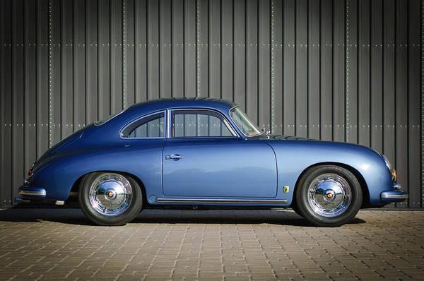 Photograph - 1957 Porsche by Jill Reger