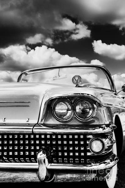 General Motors Company Wall Art - Photograph - 1958 Buick Special  by Tim Gainey