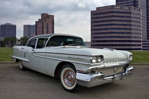 Photograph - 1958 Oldsmobile 88 by Tim McCullough