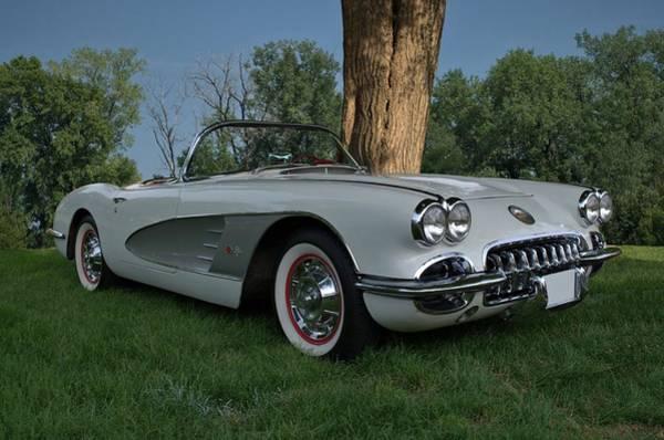 Photograph - 1959 Corvette by Tim McCullough