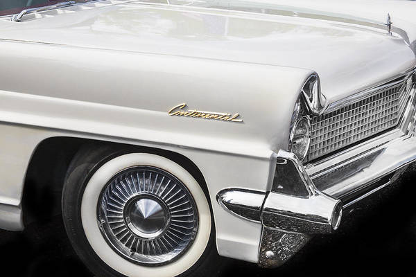 Mark Iv Wall Art - Photograph - 1959 Lincoln Continental by Rich Franco
