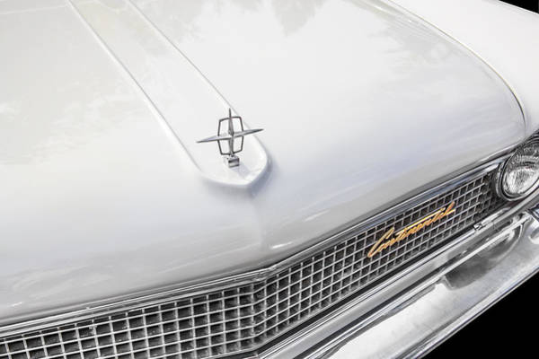 Mark Iv Wall Art - Photograph - 1959 Lincoln Continental Too by Rich Franco