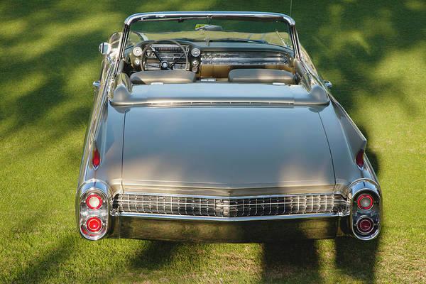 Car Photograph - 1960 Cadillac Eldorado Biarritz by Car Culture