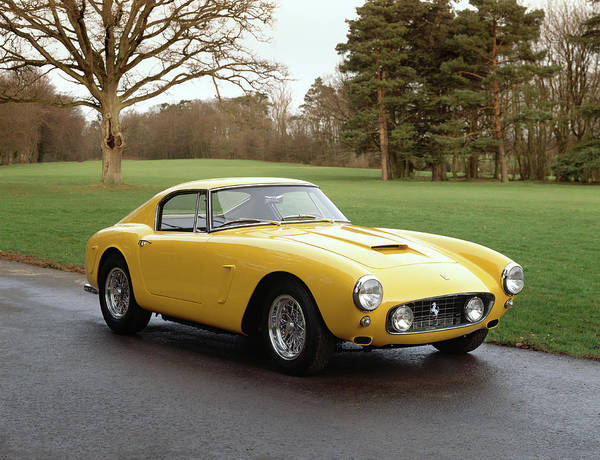 Motoring Photograph - 1960 Ferrari 250gt Swb Competitzione by Panoramic Images