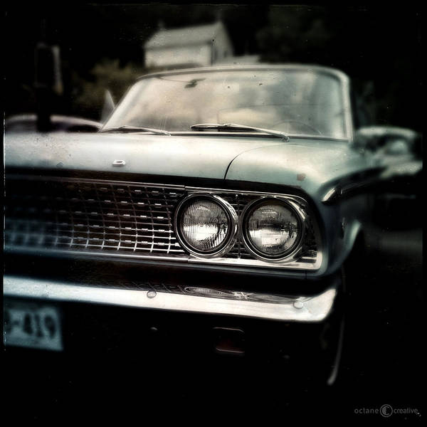 Photograph - 1960 Ford Fairlane by Tim Nyberg