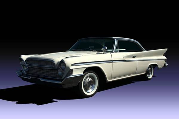 Photograph - 1961 Desoto Fireflite by Tim McCullough