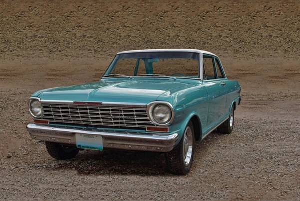 Photograph - 1962 Chevy II by Tim McCullough