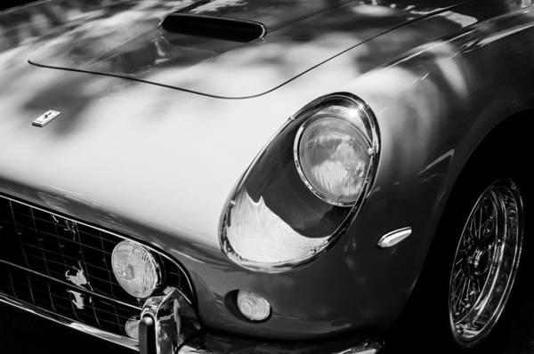 Vintage Ferrari Photograph - 1963 Ferrari 250 Gt Swb by Jill Reger