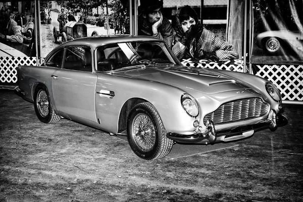 Db5 Wall Art - Photograph - 1964 Aston Martin Db5 by Boris Mordukhayev