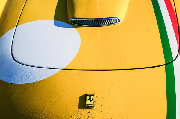 Photograph - 1964 Ferrari 250 Gt Lusso -0069c by Jill Reger