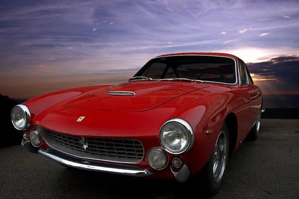 1964 Ferrari 250 Gt Lusso Berlinetta Art Print