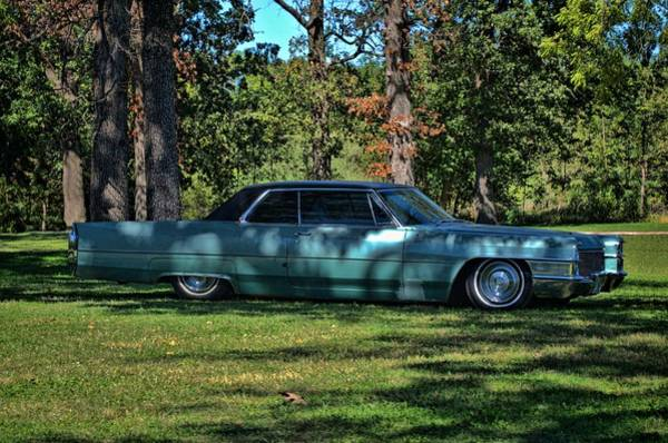 Photograph - 1965 Cadillac Low Rider by Tim McCullough