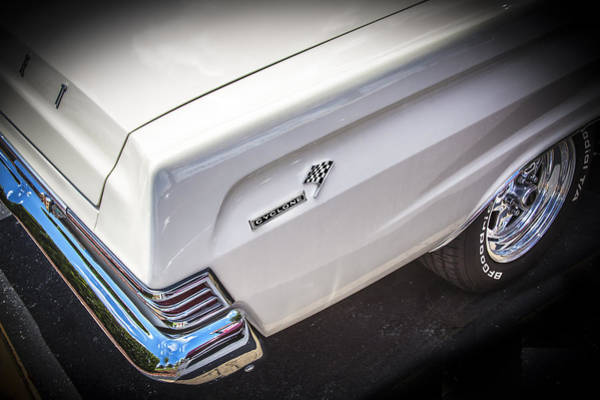 Dual Exhaust Photograph - 1965 Mercury Comet Cyclone Gt by Rich Franco