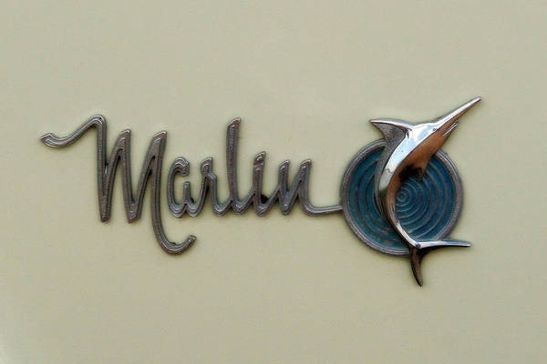 Photograph - 1965 Rambler Marlin by CE Haynes
