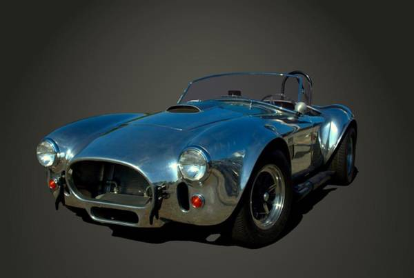 Photograph - 1965 Shelby Cobra Csx 4238 Series 4000 by Tim McCullough