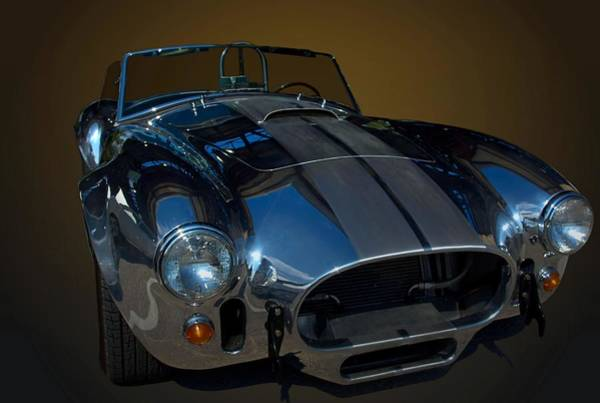 Photograph - 1965 Shelby Cobra Kinkham Replica by Tim McCullough