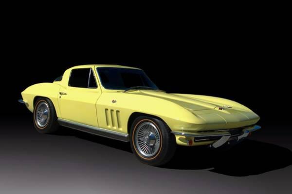 Photograph - 1966 Corvette  by Tim McCullough