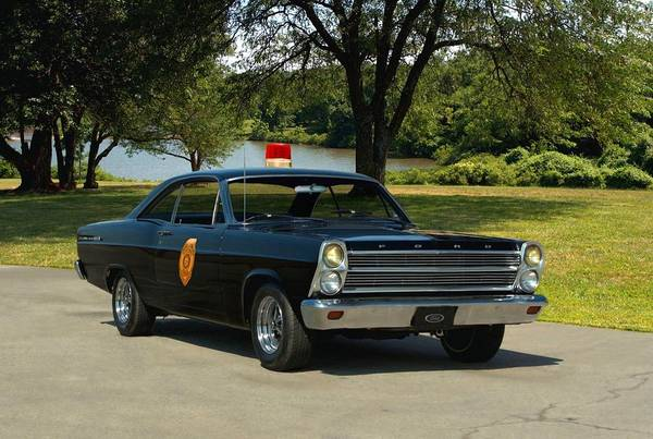 Photograph - 1966 Ford Fairlane 500 Xl by Tim McCullough