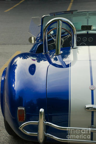 Photograph - 1967 Ac Cobra by Mark Dodd