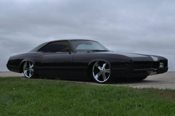 Photograph - 1967 Buick Riviera by Tim McCullough