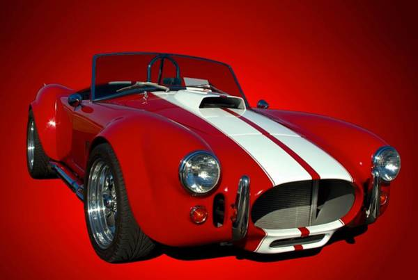 Photograph - 1967 Shelby Cobra 427 Replica by Tim McCullough