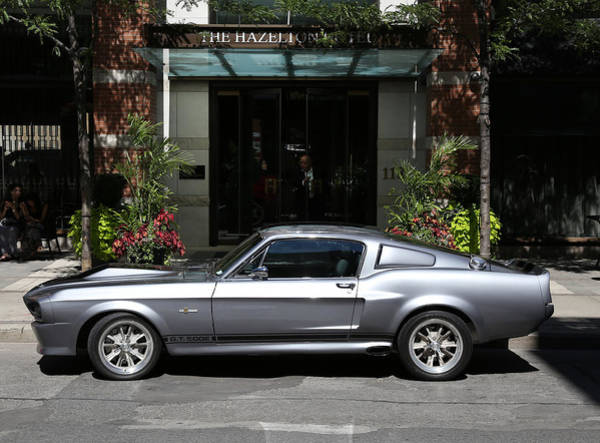 Photograph - 1967 Shelby Mustang by Andrew Fare