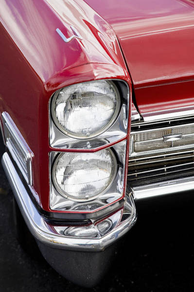 Photograph - 1968 Cadillac Deville You Looking At Me by Rich Franco