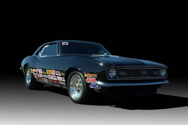 Photograph - 1968 Camaro Dragster by Tim McCullough