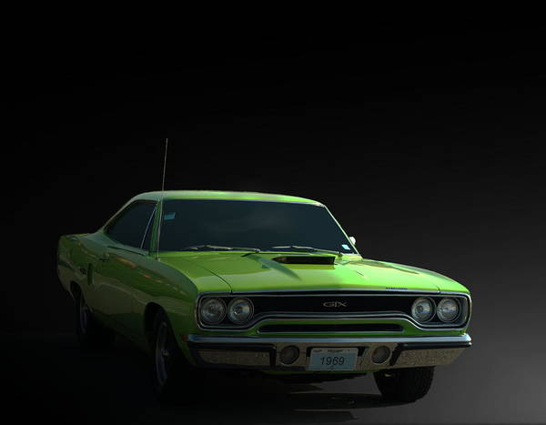 Photograph - 1970 Plymouth Gtx by Tim McCullough