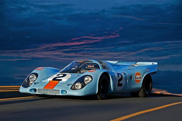 Wall Art - Photograph - 1969 Porsche 911 916k by Dave Koontz