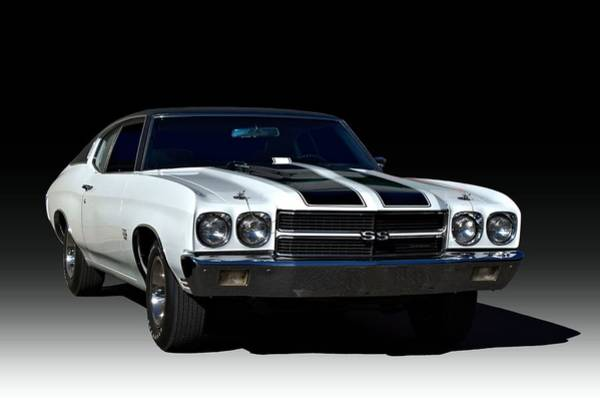 Photograph - 1970 Chevelle Ss 454 by Tim McCullough