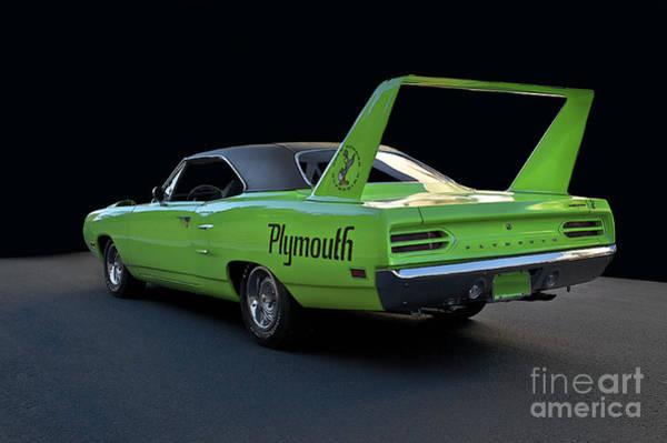Plymouth Superbird Photograph - 1970 Plymouth Road Runner Superbird 2 by Dave Koontz